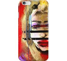 'A Dangerous Love' - Skunk Anansie (No. 5 in the Rock Art Music Series) iPhone Case/Skin