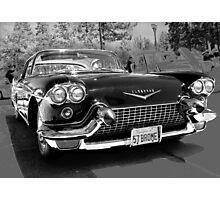 57 Caddy Photographic Print