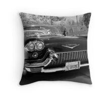 57 Caddy Throw Pillow
