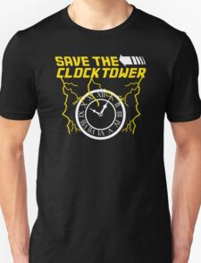 Clock tower Funny Humor Hoodie / T-Shirt T-Shirt