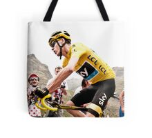 Chris Froome Tote Bag