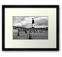 Spurn Point, East Yorkshire - 201 views Framed Print