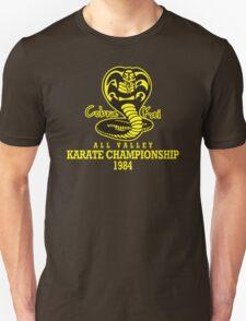 Cobra Kai  Funny Humor Hoodie / T-Shirt T-Shirt