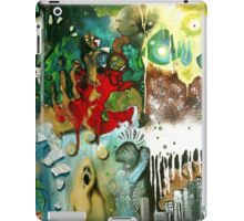 'Resurrection' - Muse (No. 7 in the Rock Music Art Series) iPad Case/Skin