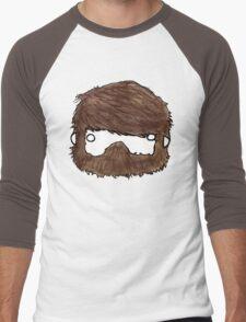 My Face, Your Chest Men's Baseball ¾ T-Shirt