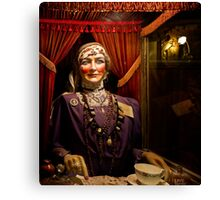Madame Esmeralda Canvas Print