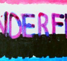 Gender Fluid Sticker