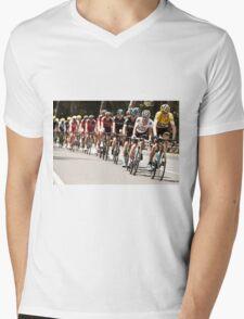 Chris Froome Mens V-Neck T-Shirt