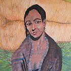 Hitra, a portrait by James Lewis Hamilton