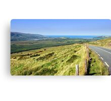 Kerry Road Canvas Print