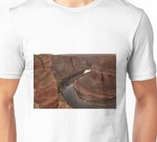 Late Afternoon At Horsehoe Bend - 2 ©  Unisex T-Shirt