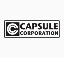 DBZ Capsule Corporation Company // DragonBall Z by VisualAffection