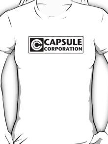 DBZ Capsule Corporation Company // DragonBall Z T-Shirt