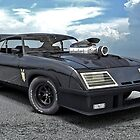 MAD MAX INTERCEPTOR by Wayne Dowsent