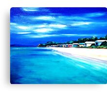 Mornington Peninsula Local Beach Canvas Print
