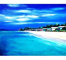 Mornington Peninsula Local Beach Photographic Print
