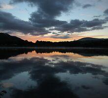 Mirror Morning - lake district by jimmyjimjim