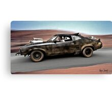 MAD MAX THE ROAD WARRIOR Canvas Print