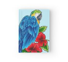 Macaw Hardcover Journal