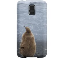Penguin Contemplation Samsung Galaxy Case/Skin
