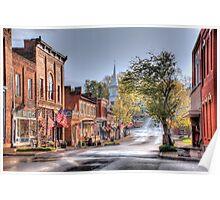 Jonesborough Tennessee Poster