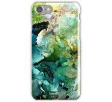Midnight Garden Showers iPhone Case/Skin