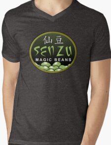 Magic beans Mens V-Neck T-Shirt