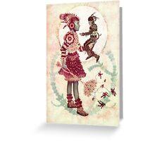 Big Kate Greeting Card