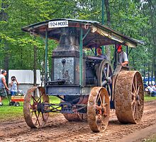 1924 Steam Tractor by ECH52