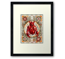 Monster - Snodgrass Framed Print