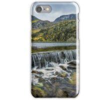 Llyn Ogwen Weir iPhone Case/Skin