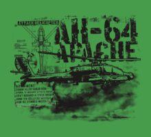 AH-64 Apache Baby Tee