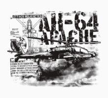 AH-64 Apache by deathdagger