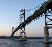 Rhode Island Bridge by photosbycoleen