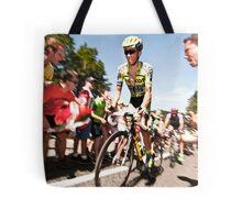 Alberto Contador Tote Bag