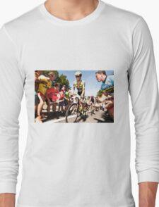 Alberto Contador Long Sleeve T-Shirt