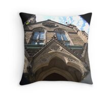 Unitarian Church Boston Throw Pillow
