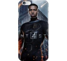 Fantastic Four The Human Torch iPhone Case/Skin