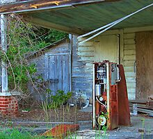 It's Pumped It's Last Gallon of Gas by Janie Oliver