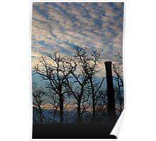 New England Sky 3 Poster