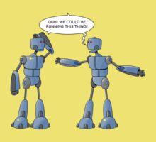 Robots by earyugo