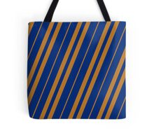 Ravenclaw Book House Stripes Tote Bag