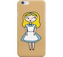 Alice In Wonderland (Concept Art) iPhone Case/Skin