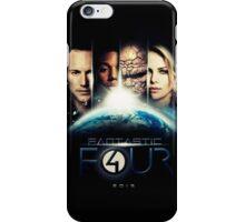 Fantastic Four iPhone Case/Skin