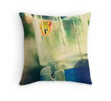 Empty Longings Throw Pillow