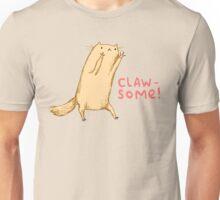 Clawsome! Unisex T-Shirt