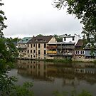 Elora, Ontario - view over the Grand River by Eros Fiacconi (Sooboy)
