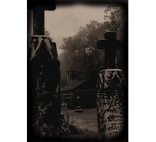 Misty Macabre Photographic Print