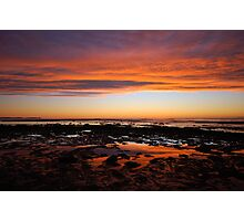NSW Coastal Sunrise Photographic Print