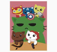 Avengers Kitties Kids Clothes